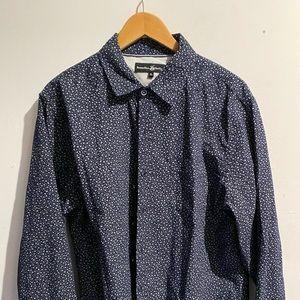 Beverly Hills Polo Club Men's Dress Shirt